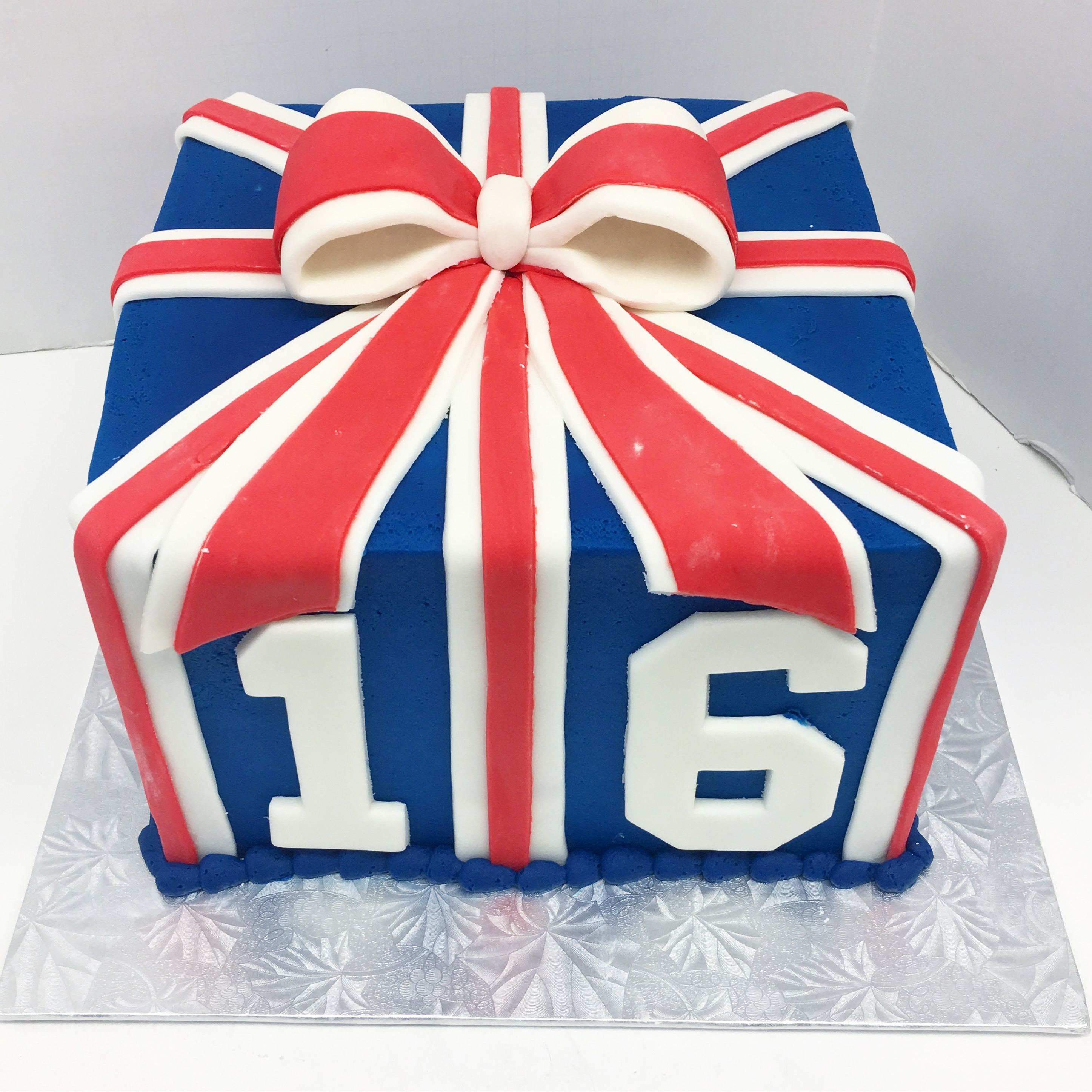 British Birthday Les Amis Bake Shoppe